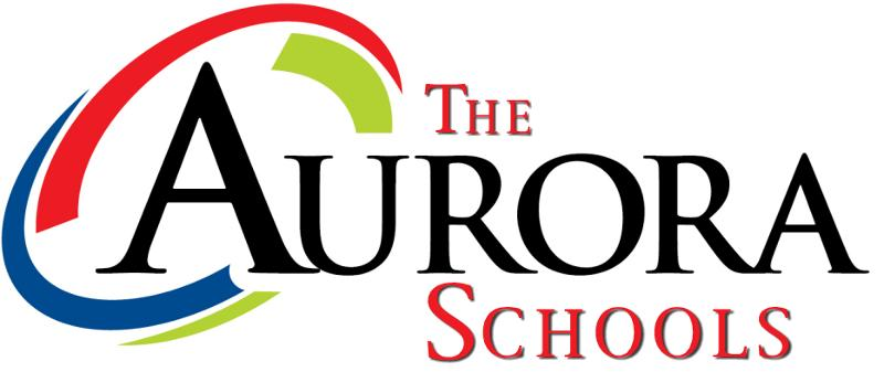 The Aurora Schools Logo