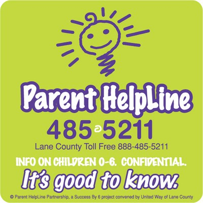 Parent HelpLine Logo