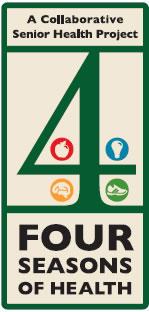 4 seasons of health logo