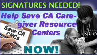 Save CA CRCs Button to Change.org