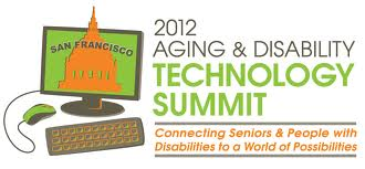 Aging and Disability Technology Summit 2012 logo