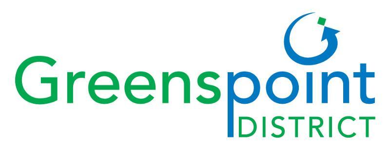 GreenspointDistrict Logo