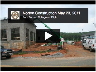 Norton Center Construction