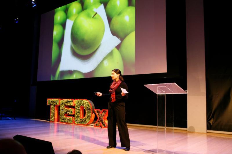 Kavita Shukla at TEDxManhattan 2012