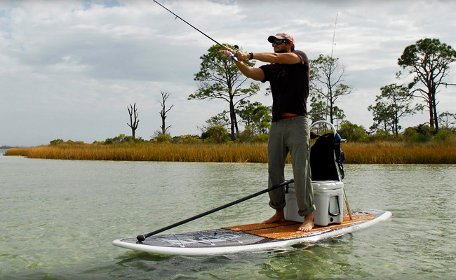 Bote sup for Paddle board fishing accessories