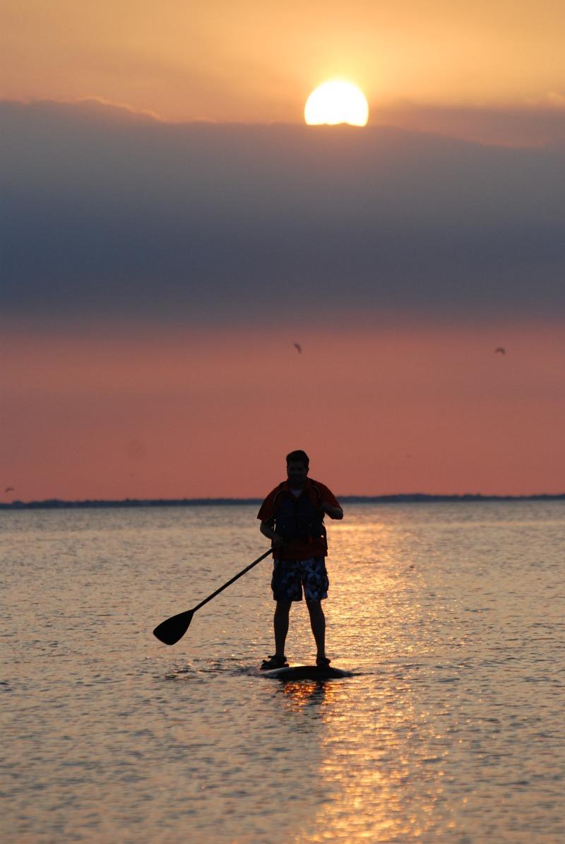 Dads Paddle Free