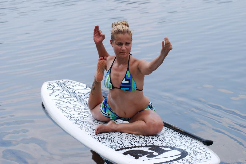 SUP Yoga Dimitra