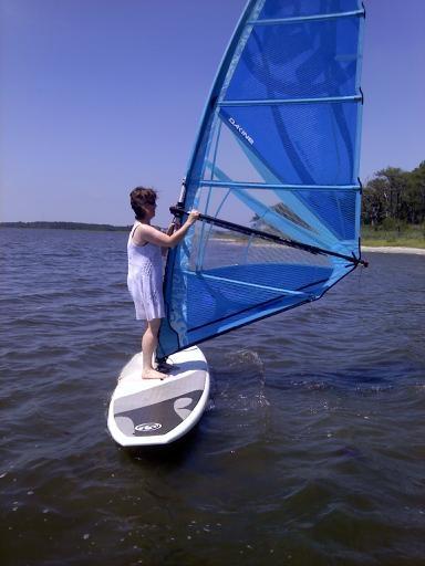 Windsurfing Lessons for Women