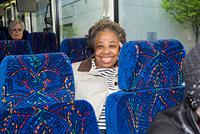 seniors on bus tour