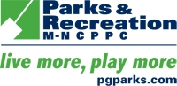 Parks and Recreation live more, play more logo