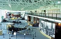 College Park Aviation Museum exhibits