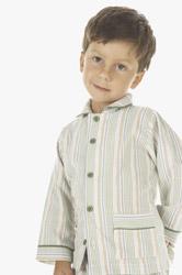 boy in pajamas