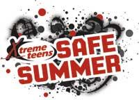 safe summer logo