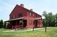 Surratt House facade