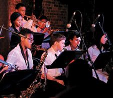 blues alley orchestra