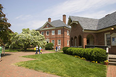 Montpelier Mansion exterior