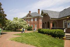 Montpelier Mansion exterior