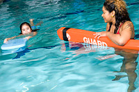 inside pool swimming lessons