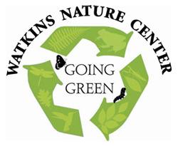 watkins nature center recycle logo