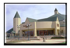 Show Place Arena facade