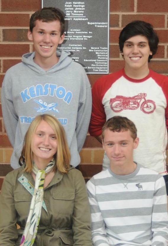 2012 National Merit Scholars