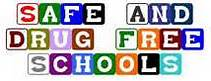 Safe and Drug Free Schools graphic