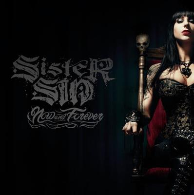 Sister Sin - Now And Forever Album Art
