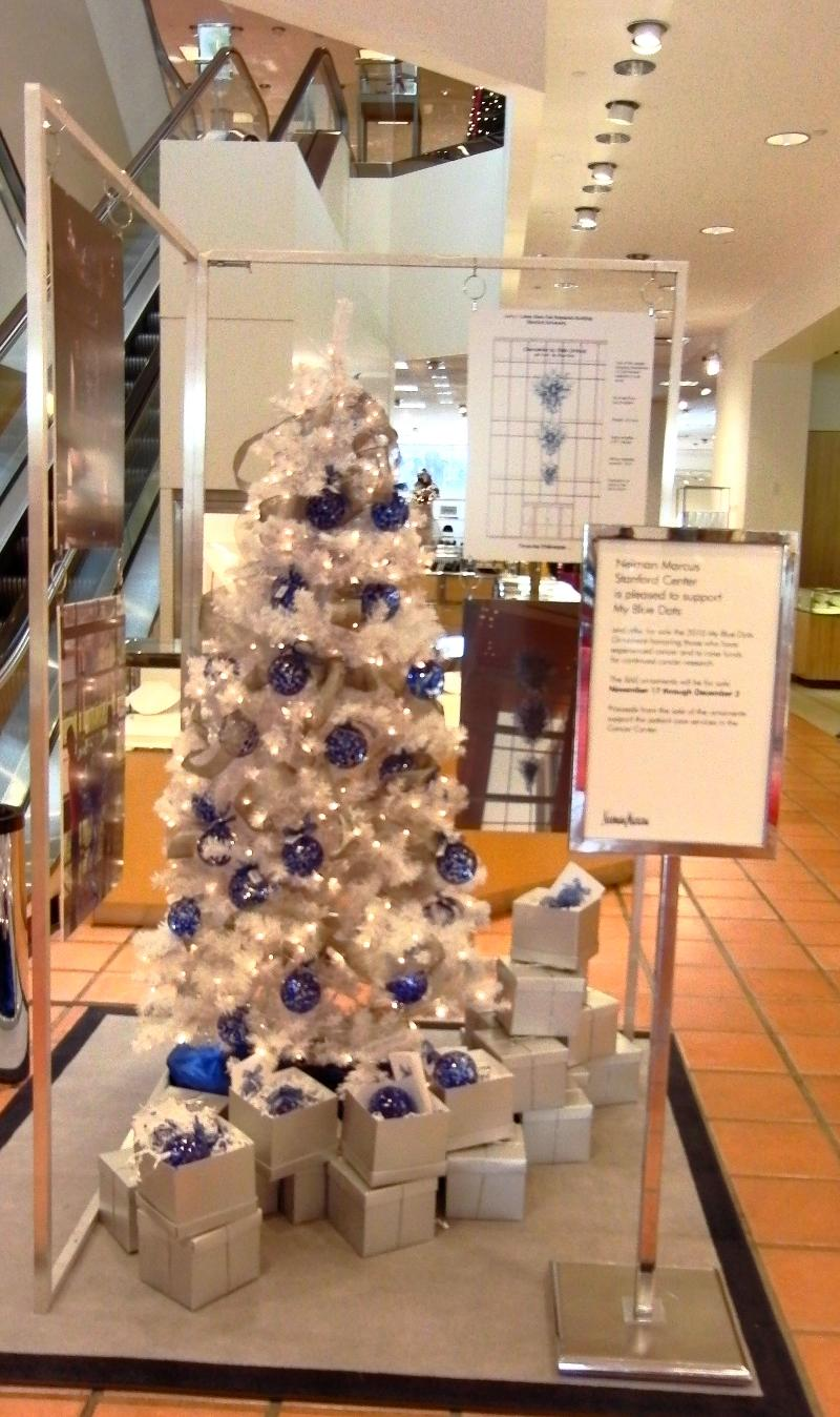 Neiman Marcus Tree 1st Floor