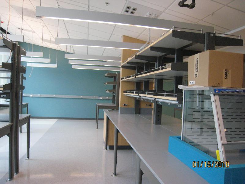 Lab room