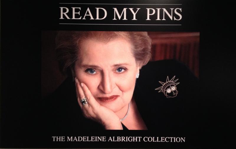 Madelene Albright
