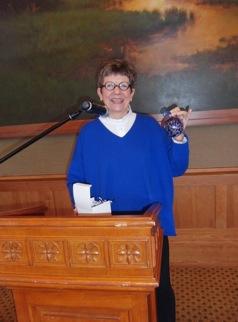 Sue Speaking SHGCC