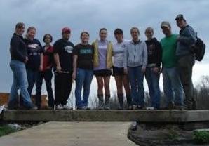 SMWC volunteer group