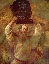 Decalogue, Rembrandt