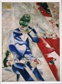 Chagall image, PMA