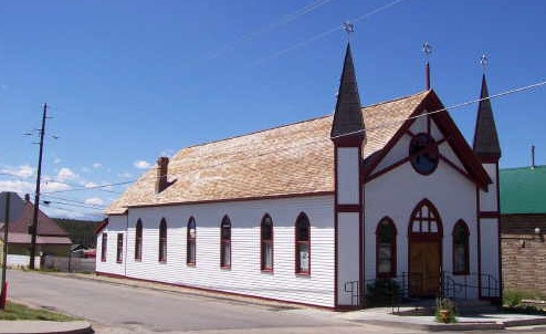 Temple Israel, Leadville