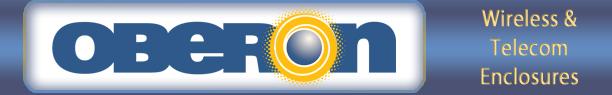 Oberon Wireless & Telecom Enclosures