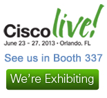 Cisco Live - Booth 337
