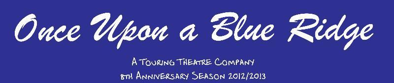 Once Upon a Blue Ridge Logo