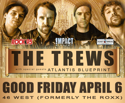The Trews E-Ticket