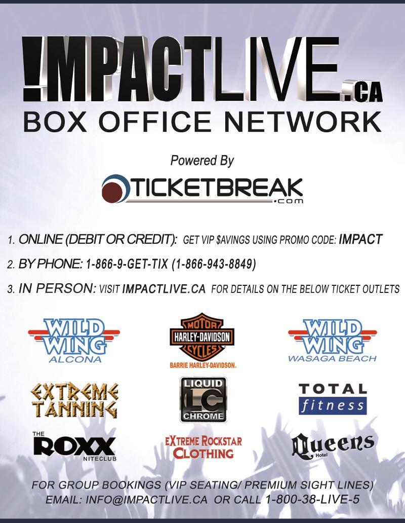 Impact Box Office Network