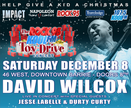 Toy Drive Concert
