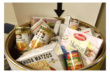 Passover Food Bin