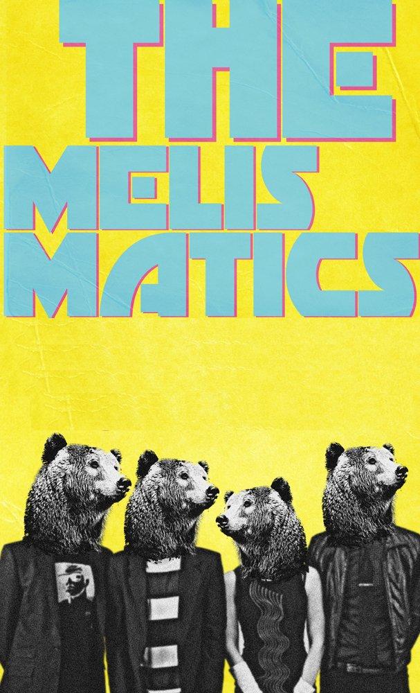 Bear heads poster