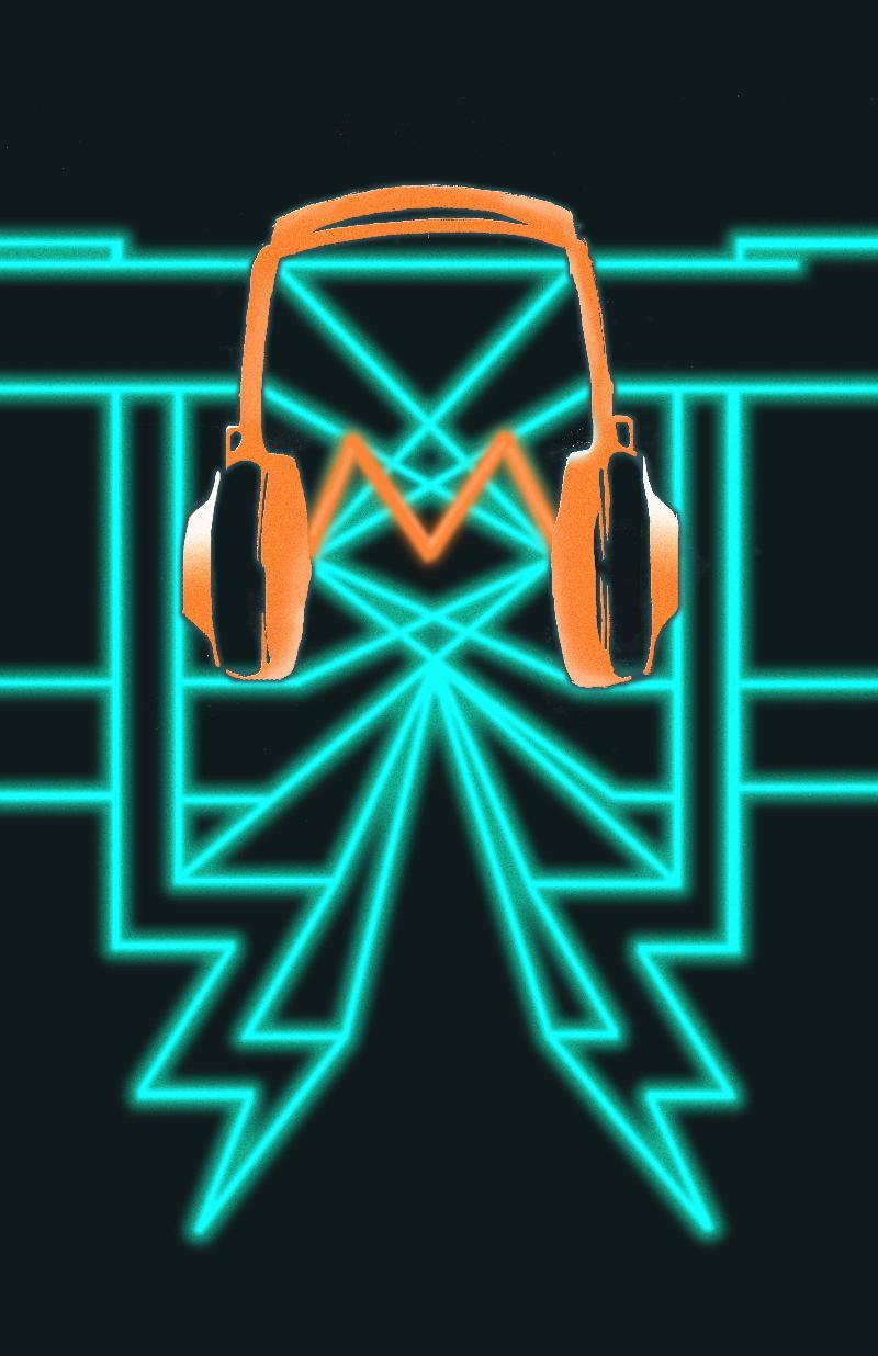 Headphone M Logo