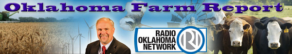 OK Farm Report banner