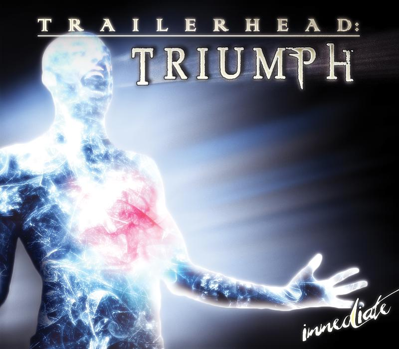 TRIUMPH ALBUM COVER