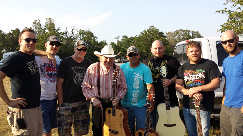LiveWire and Roy Clark