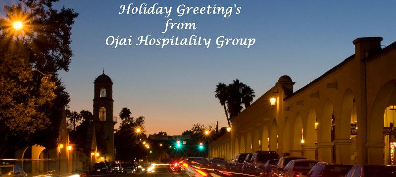 Ojai Night Holiday