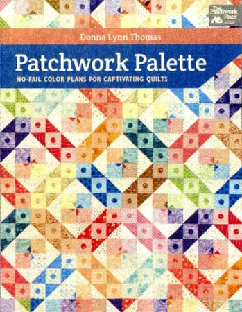 Patchwork Palette Quilt Book