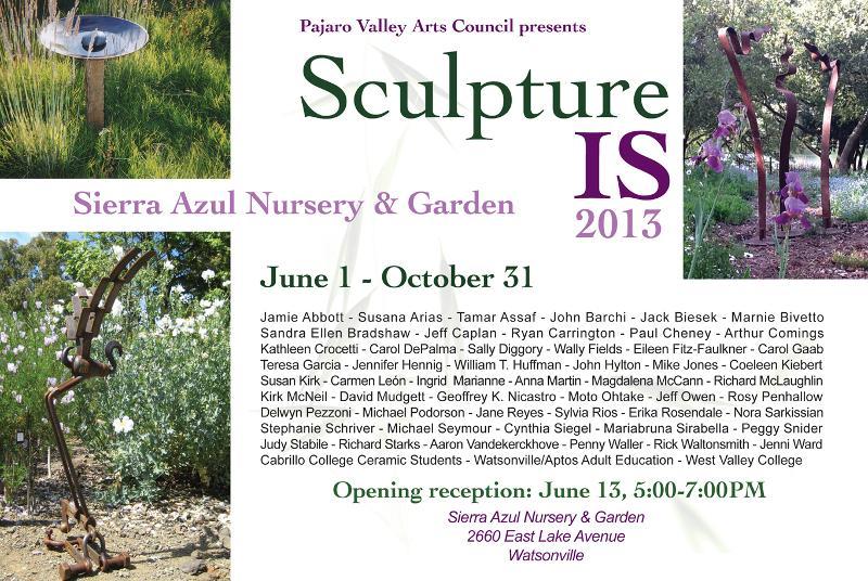 Sculpture Is 2013